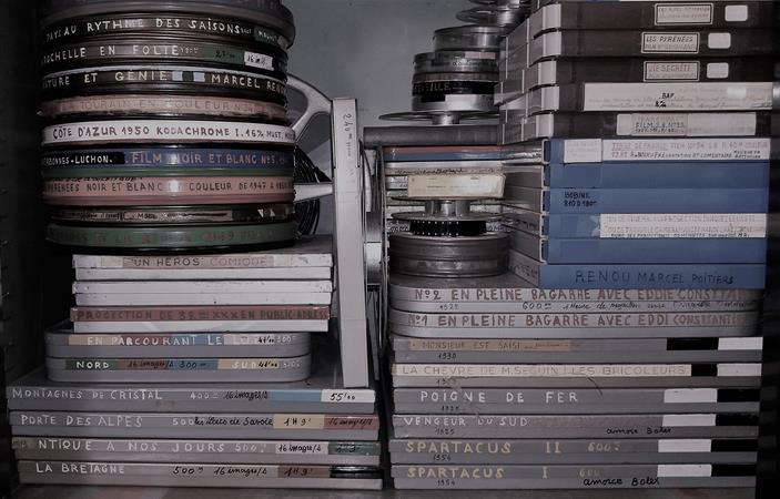 Numérisation films
